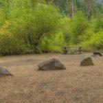 Rocks at Cottonwood Campground