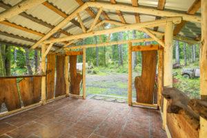 Altimeter Cabin interior