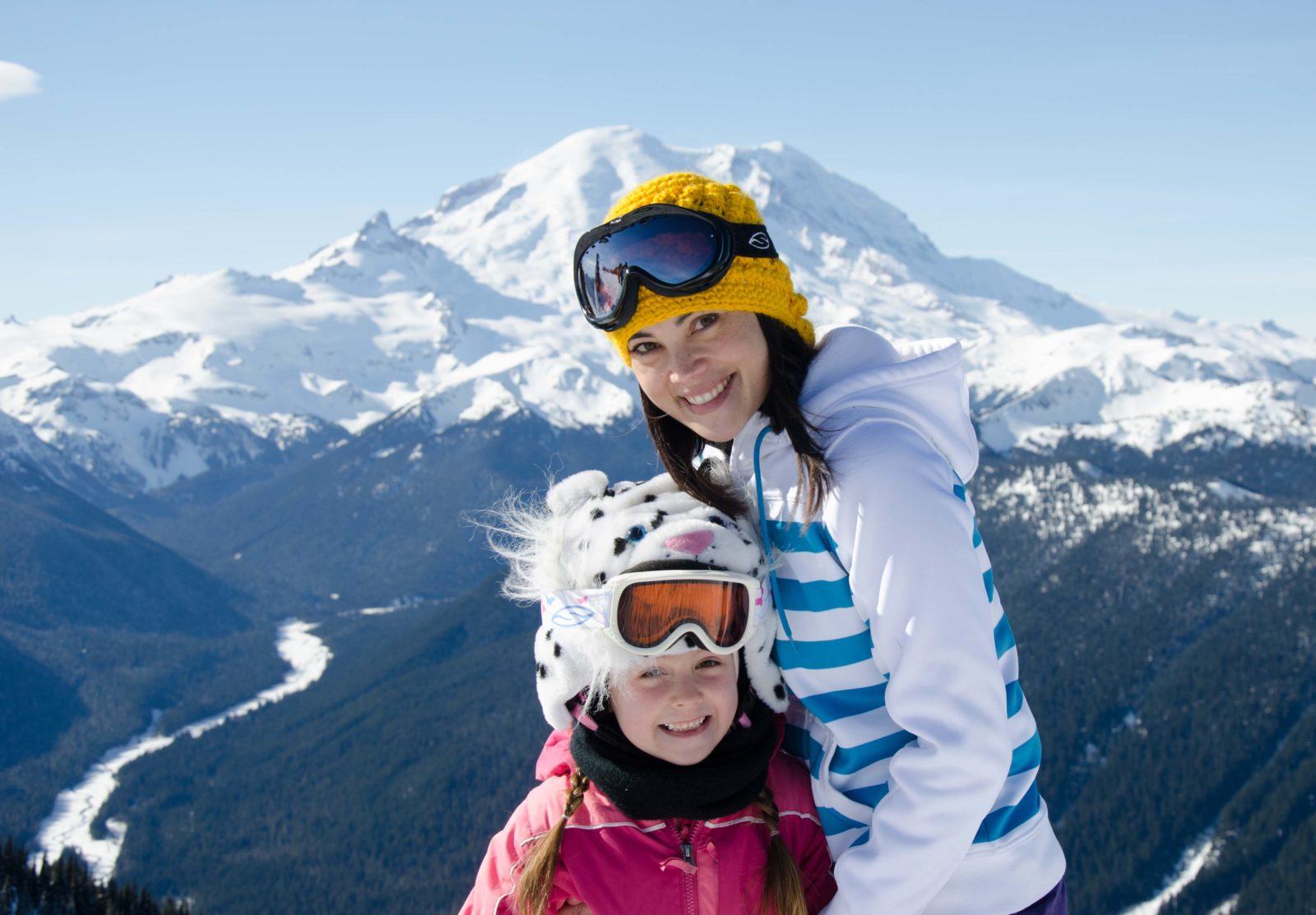 Ski Crystal Mountain