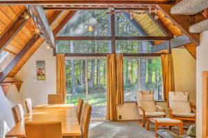 Four Stone Lodge Interior