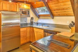 Four Stone Lodge Kitchen