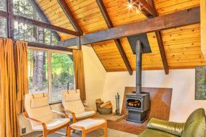 Four Stone Lodge Living Room