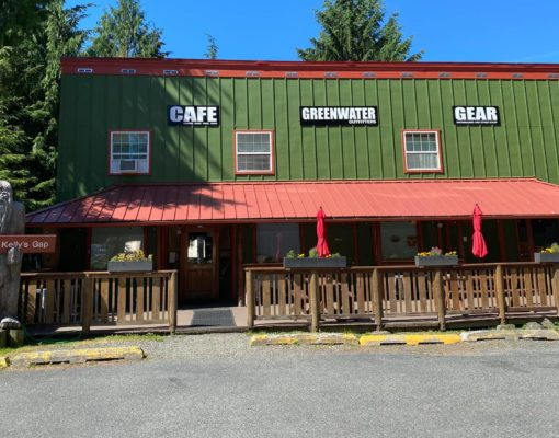 Greenwater Outfitters Exterior