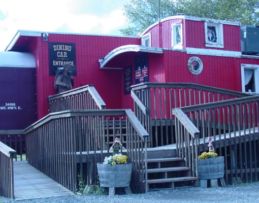 Mt Rainier Railroad Dining Co