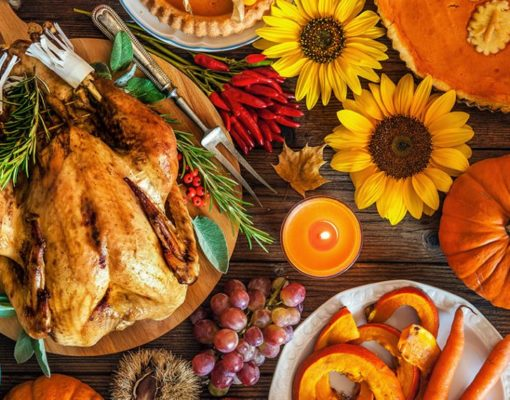 Thanksgiving at National Park Inn