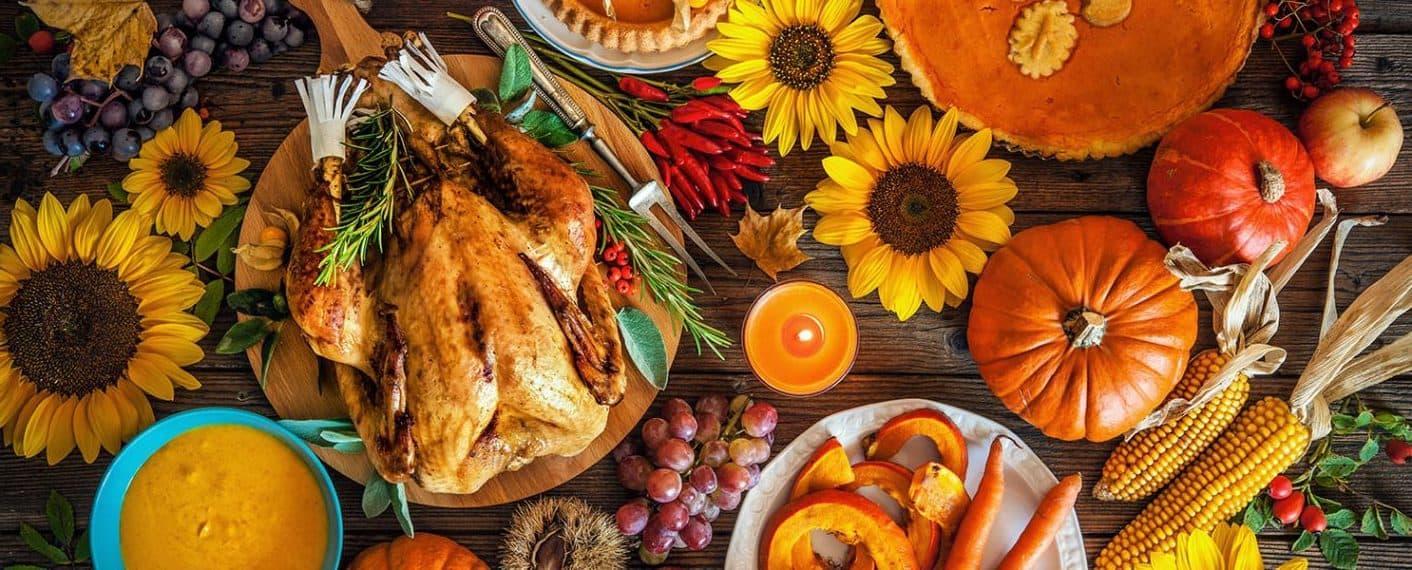 Thanksgiving at National Park Inn