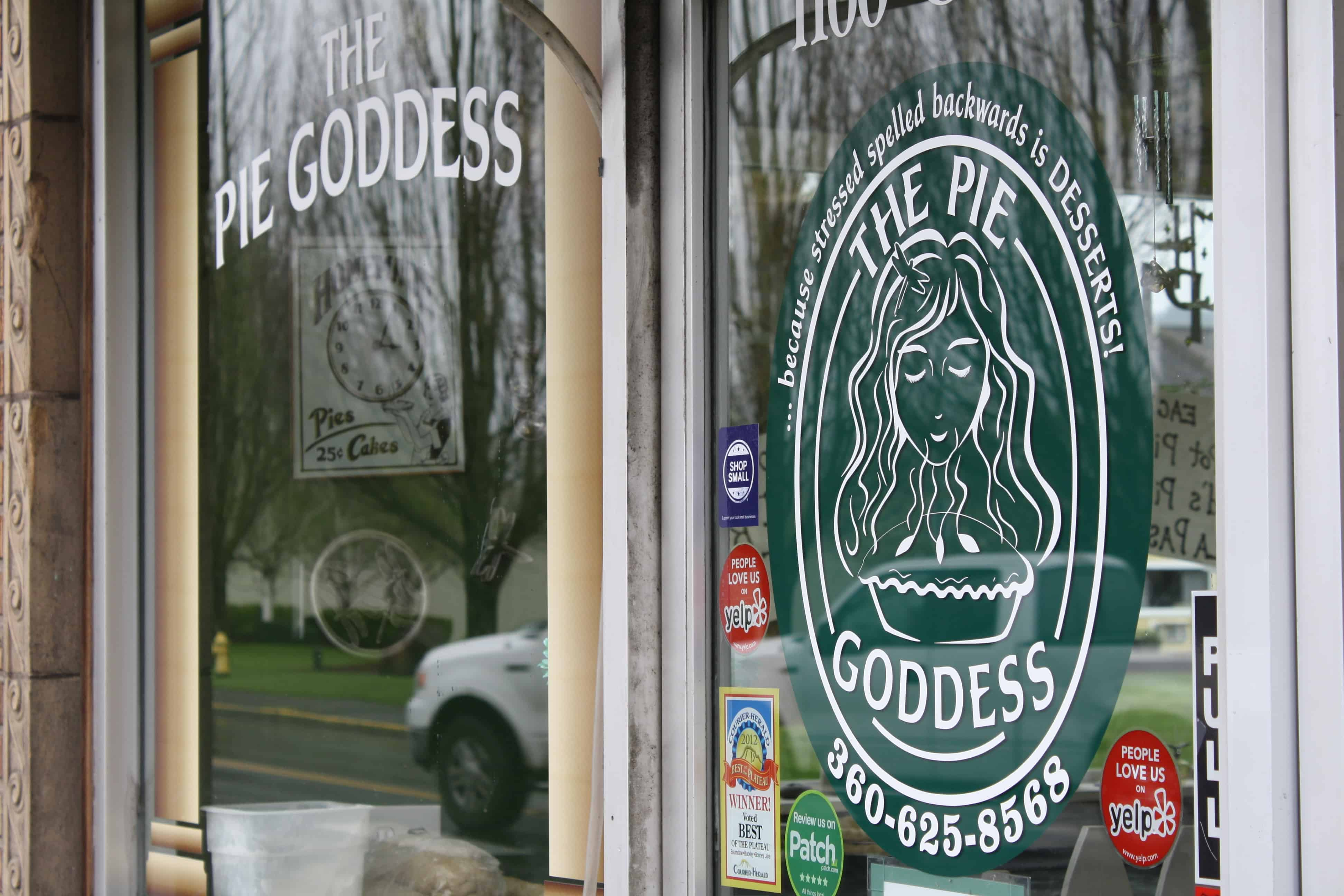 Pie Goddess