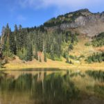 Tipsoo Lake Scenery