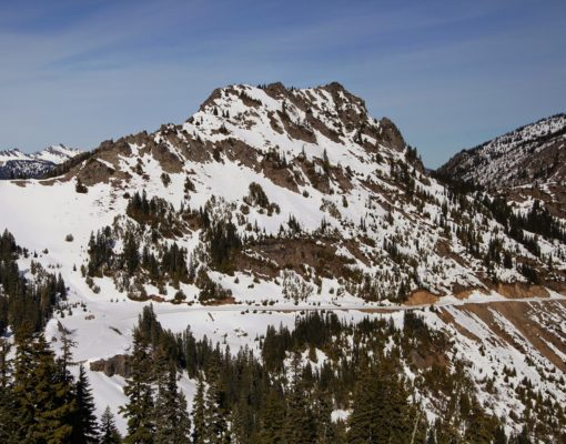 Chinook Pass Photo Courtesy WSDOT