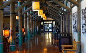 Paradise Inn Lobby