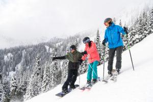 Ski Crystal Mountain Resort