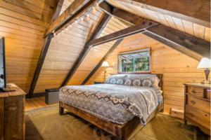 Tahoma Vista Cabin