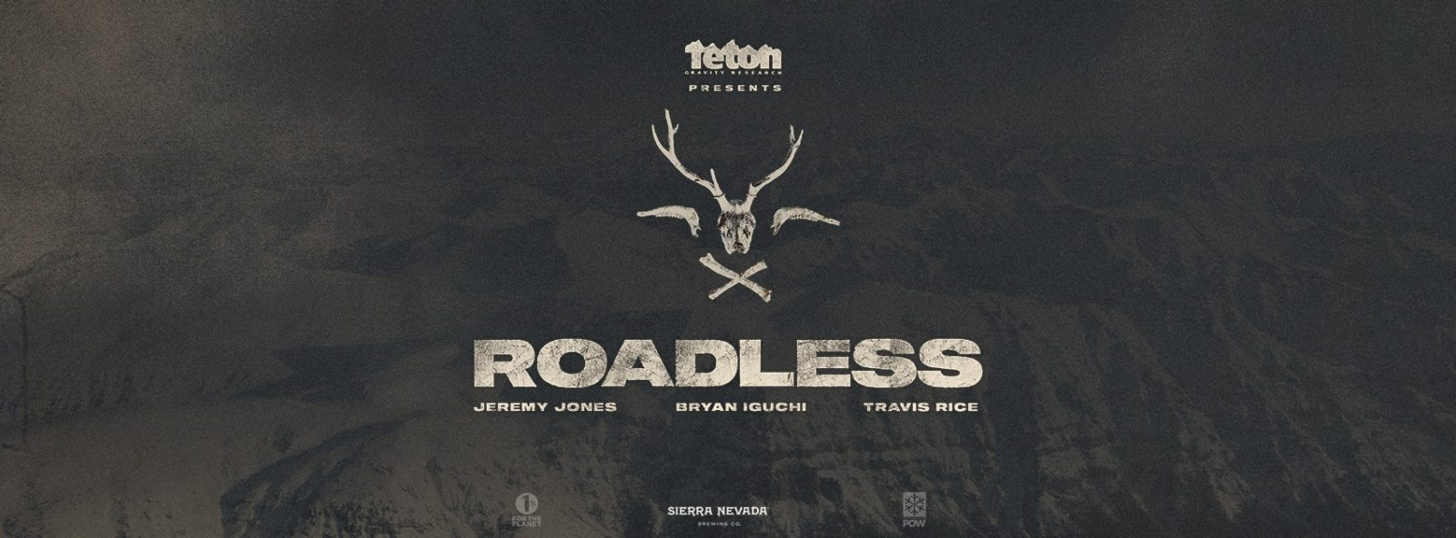 Roadless Movie Art