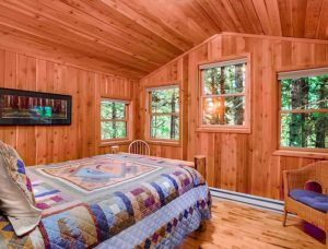 Mt Home Log Cabin