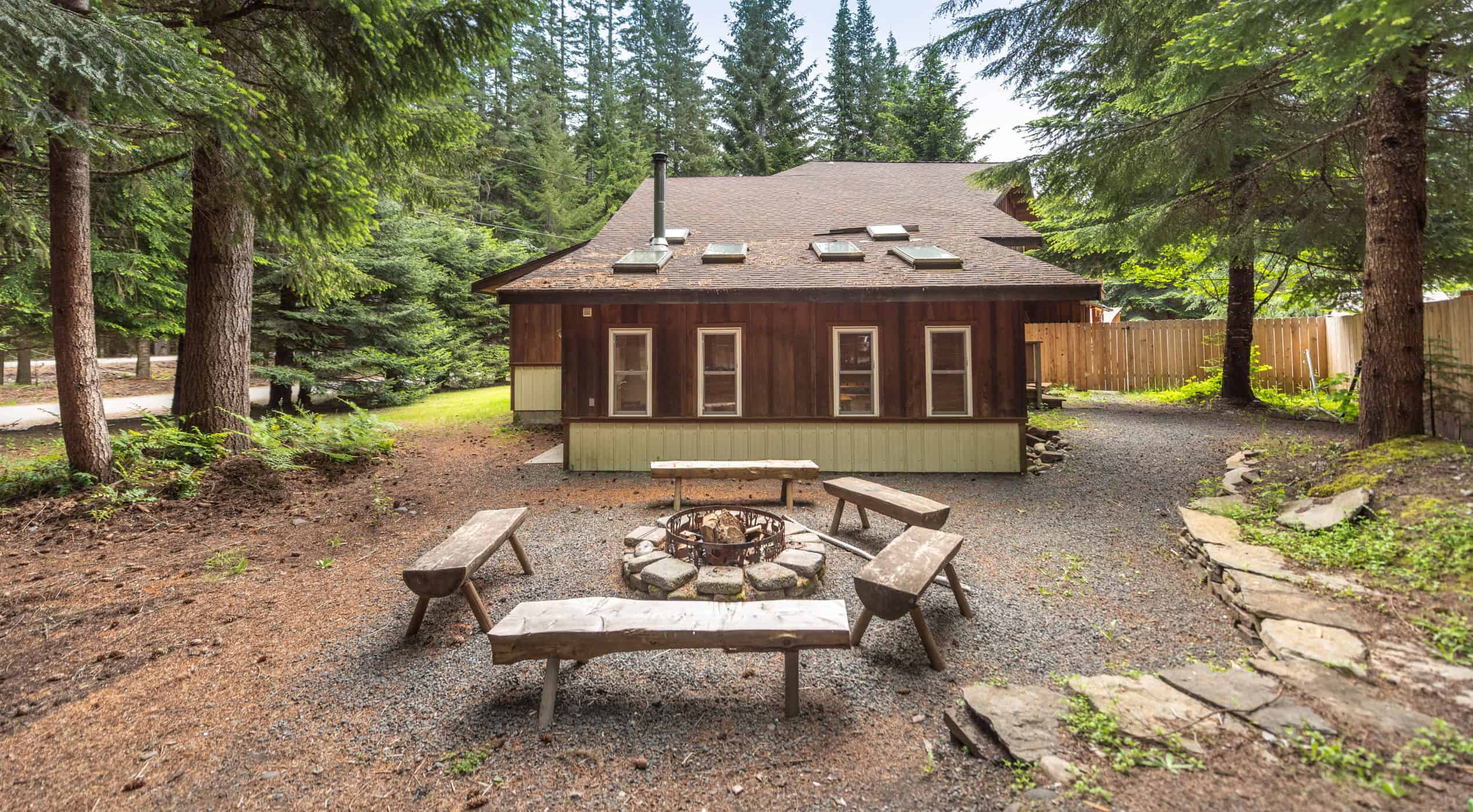 Crystal Rainier Retreat
