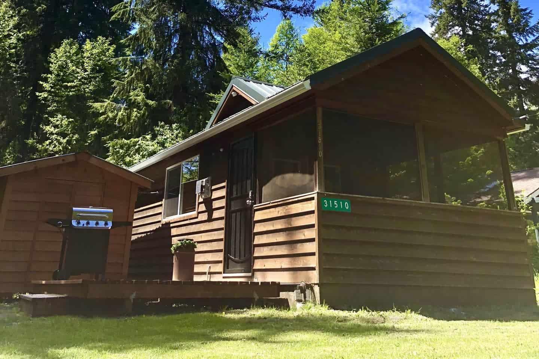 Little Fir Cabin