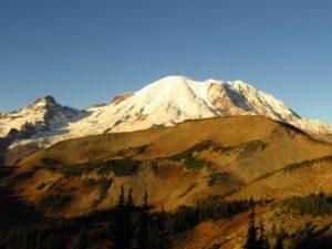 Mount Rainier as seen from Sunrise, MRNP