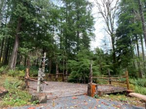 Dance Floor and Stage at Altimeter Cabin