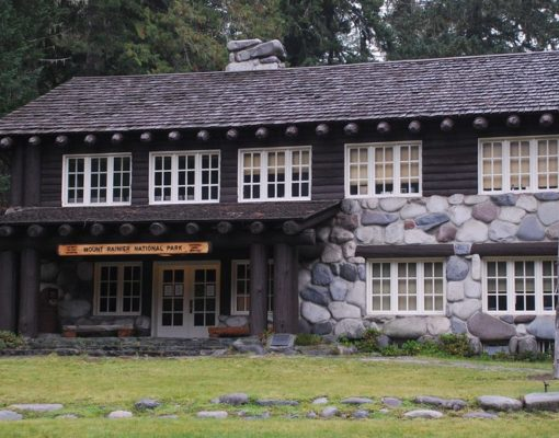 Longmire Wilderness information Center
