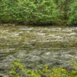 River at Soda Springs Campground
