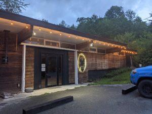 The Trailhead Bar & Grill exterior