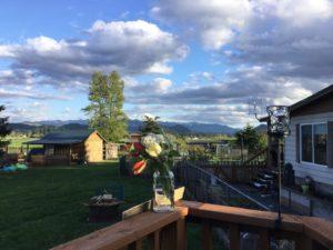 View from Mason Jar Farm