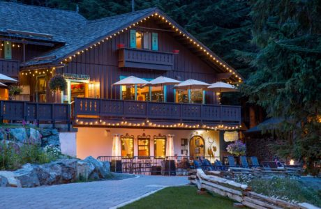 Alpine Inn Summer