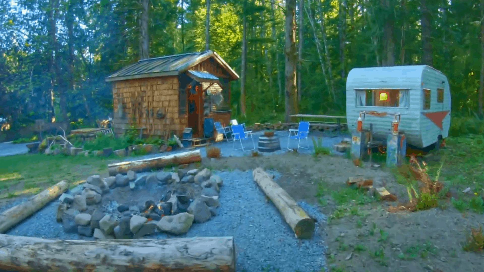 Adventure Solo Camper