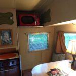 Adventure Solo Camper Interior