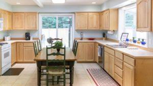 Elk Meadow Chalet Kitchen
