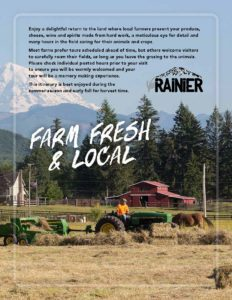 Cover image for Farm Fresh & Local Itinerary